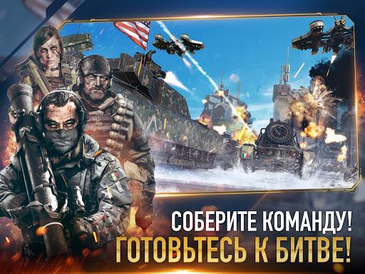 War Commander: Rogue Assault modavailable screenshots 5