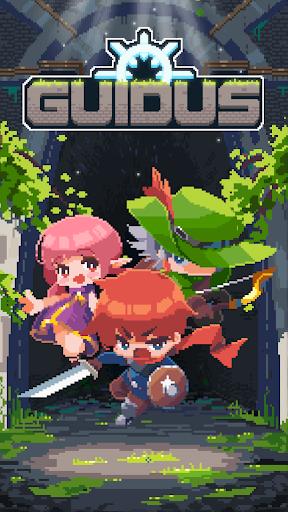 Guidus : Pixel Roguelike RPG  screenshots 1