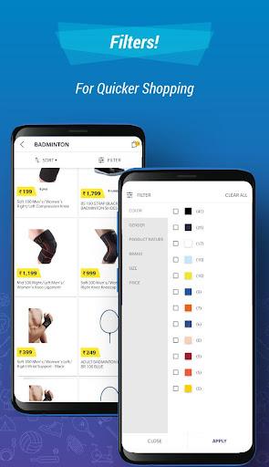 Decathlon Online Shopping App apktram screenshots 5