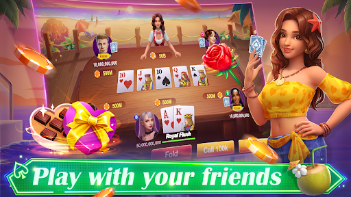 Poker Journey-Texas Hold'em Free Online  Card Game modavailable screenshots 4