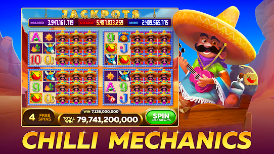 Casino Jackpot Slots – Infinity Slots™ 777 Game 10