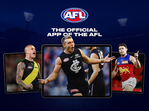 AFL Live Official App  screenshots 6
