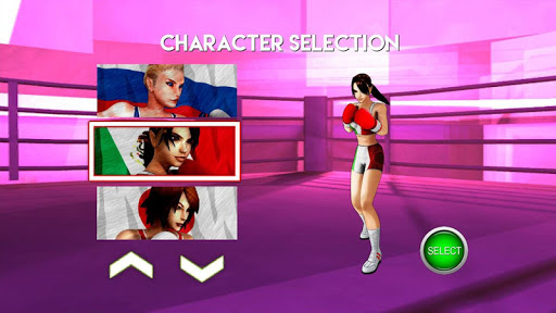 Woman Fists For Fighting WFx3 screenshots 5