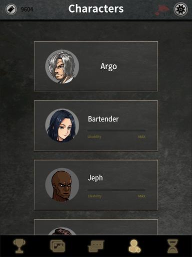 Argo's Choice: Visual Novel, Crime Adventure Game 1.2.9 screenshots 12