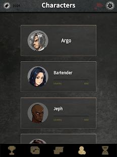 Argo's Choice: Visual Novel, Crime Adventure Game