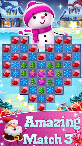Merry Christmas Match 3 1.000.26 screenshots 7