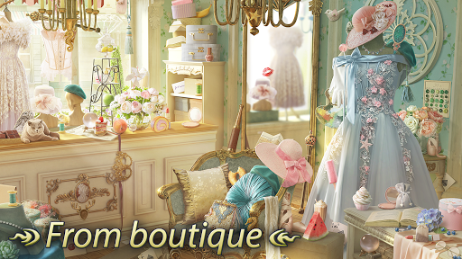 Secrets of Paris: Hidden Objects Game apkpoly screenshots 4