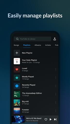 Music Player & MP3 Player - Lark Player screen 2