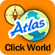 Clickworld Atlas VN para PC Windows