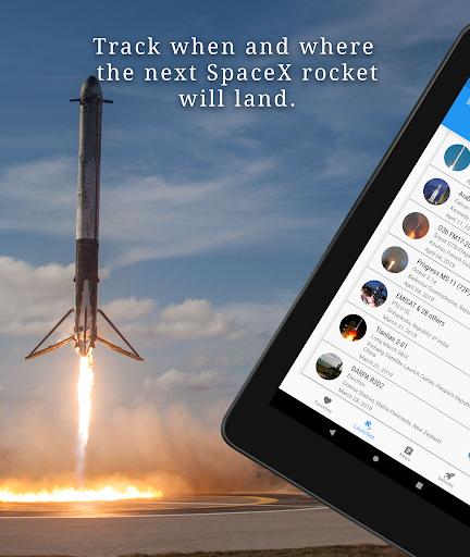 Space Launch Now - Watch SpaceX, NASA, etc...live! apktram screenshots 12
