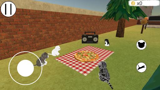 Cats Park apk 0.3.04 screenshots 2