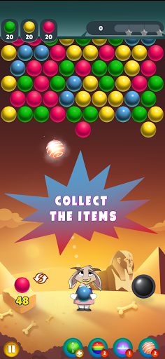 Bad Wolf! Bubble Shooter 0.0.12 screenshots 2