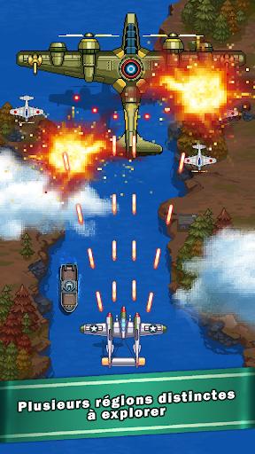 1945 Air Force : Jeux de tir d'avion - Gratuit  screenshots 5