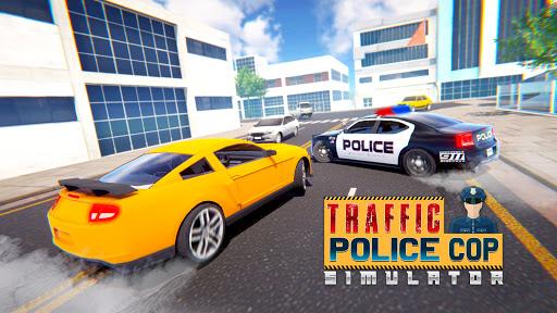 Traffic Police Simulator - Traffic Cop Games Apkfinish screenshots 11