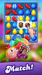 Candy Crush Tales 0.1.6 Android APK Mod Newest 1