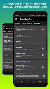 Screen Lock Pro Apk – Fingerprint, Smart lock, IRIS (Full Paid) 3
