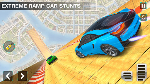 Ramp Car Stunts 3D: Mega Ramp Stunt Car Games 2020 1.0.03 screenshots 6