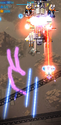 Space Phoenix - Shoot'em up  screenshots 4