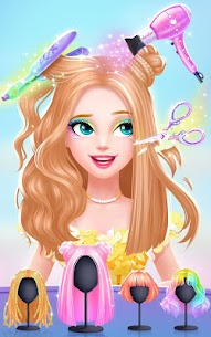 Princess Dream Hair Salon Apk İndir 5