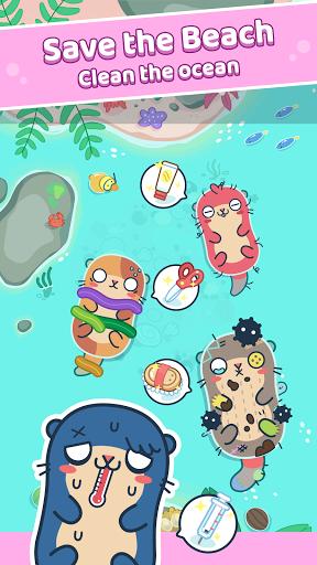 Otter Ocean - Adventure time & pet scavenger hunt  screenshots 1