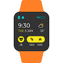 Watchfaces for Amazfit Bip, Bip S