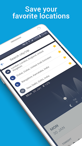 The Weather Channel App 1.22.0 Screenshots 3