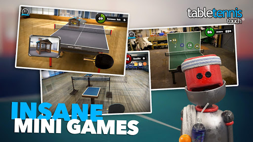 Table Tennis Touch  screenshots 3
