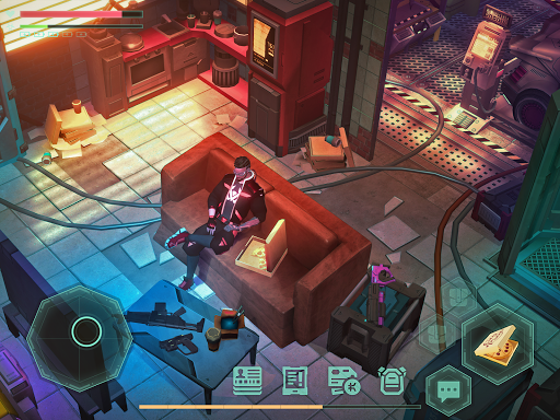 Cyberika: Action Adventure Cyberpunk RPG modavailable screenshots 8