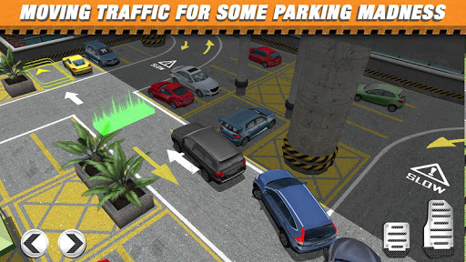 Multi Level Car Parking Game 2 android2mod screenshots 8