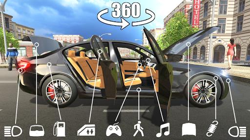 Car Simulator M5  screenshots 1