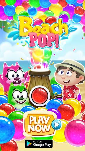 Bubble Shooter - Beach Pop Games 3.0 screenshots 14