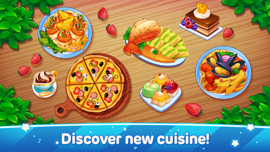 Cooking Family :Craze Madness Restaurant Food Game 4