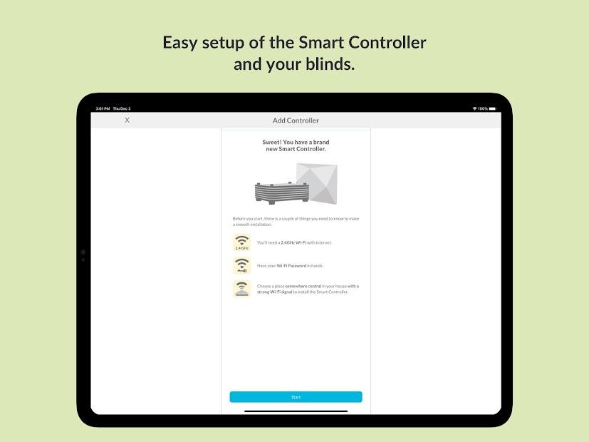 Screenshot 8 de Neo Smart Blinds para android