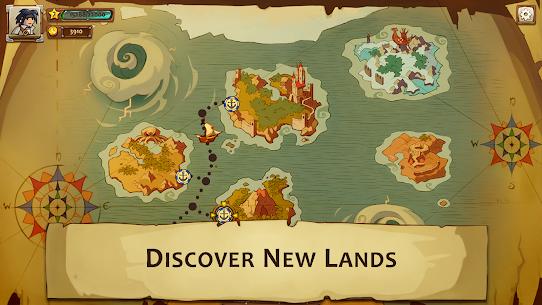 Braveland Pirate 1.2 Apk + Mod + Data 5