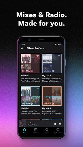 TIDAL Music - Hifi Songs, Playlists, & Videos 2.37.0 Screenshots 4