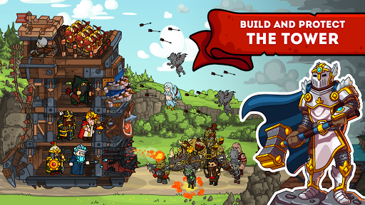 Towerlands - strategy of tower defense  screenshots 1