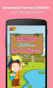 Famous Children Audio Stories For Pc Download (Windows 7/8/10 And Mac) 1