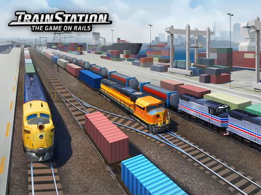 Train Station: Railroad Transport Line Simulator 1.0.70 screenshots 1