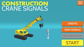 Construction Crane Signals
