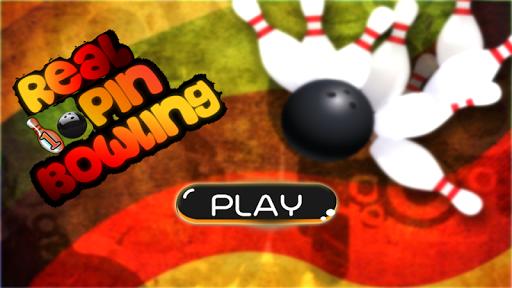 Real Ten Pin Bowling 3D screenshots 1