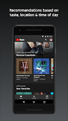 YouTube Music - Stream Songs & Music Videos .APK Preview 2