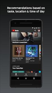 YouTube Music – Stream Songs & Music Videos 2
