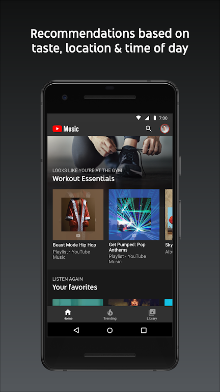 YouTube Music poster 1