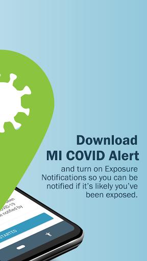 MI COVID Alert modavailable screenshots 3