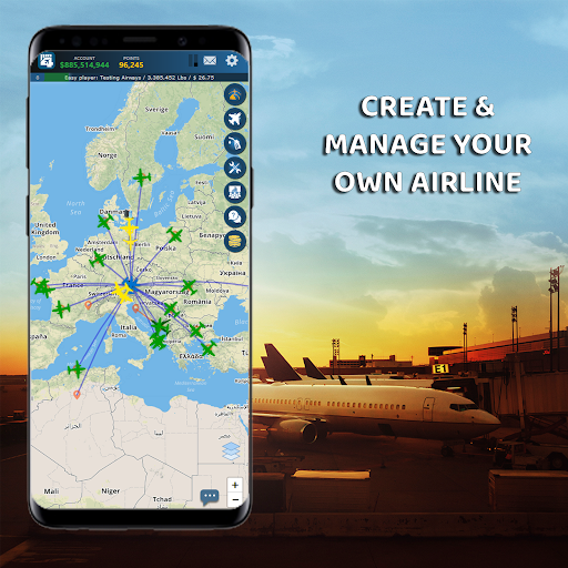 Airline Manager 4 2.1.0 de.gamequotes.net 1