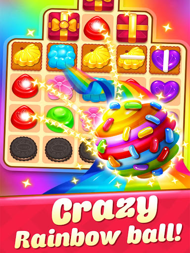 Candy Bomb Fever - 2020 Match 3 Puzzle Free Game screenshots 8