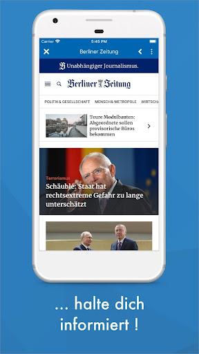 Deutsche Zeitungen - Deutschland news 3.3.2 screenshots 4