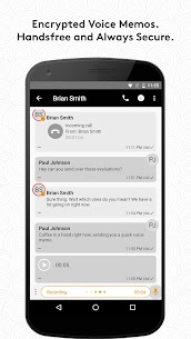 Wickr Me – Private Messenger 2