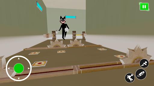 Cartoon Cat Escape Chapter 2 - Jail Break Story 1.1 screenshots 1