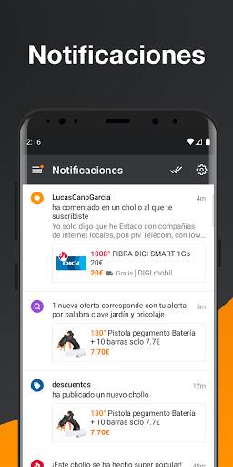 Chollometro u2013 Chollos, ofertas apktram screenshots 7